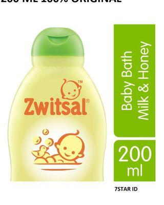 Zwitsal Baby Hair Lotion 200 ML EXP 2020 7STAR - Zwitsal Baby Hair Lotion Aloe Vera, Kemiri, Seledri 200 ML - 1 Pcs