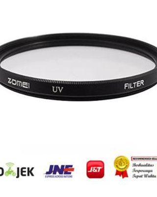 Zomei Filter UV 49mm for Meike Lens - Canon M10-M3-M5 Kit 15-45 IS STM
