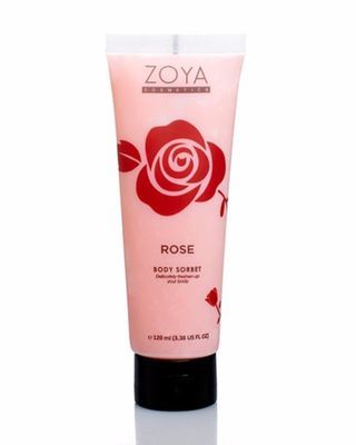 Zoya Cosmetics Body Sorbet Rose
